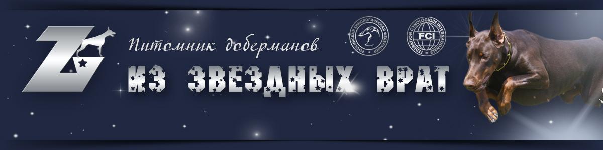 Dobermann kennel iz Zvezdnyh Vrat